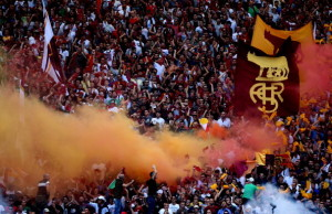 Fans Roma