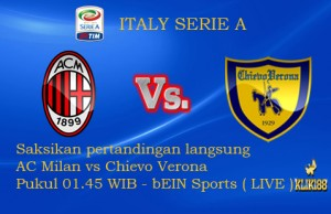 as milan vs chievo