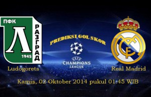 Ludogorets vs Real Madrid