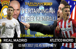 Prediksi Real Madrid vs Atletico Madrid