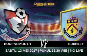 Prediksi Bournemouth vs Burnley 12 Mei 2017
