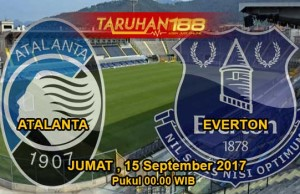 Prediksi Bola Atalanta vs Everton 15 September 2017