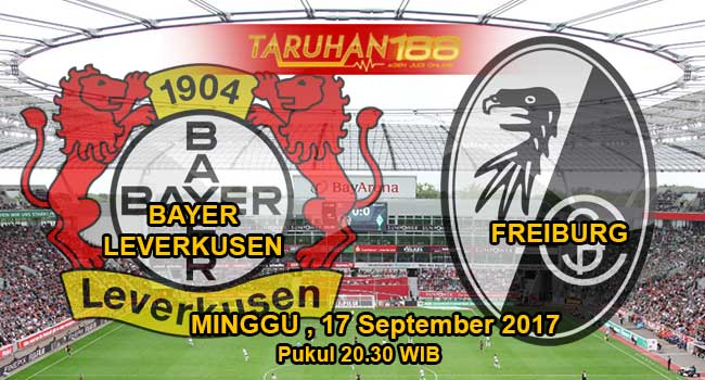 Prediksi Bola Bayer Leverkusen vs Freiburg 17 September 2017