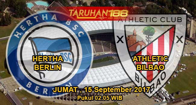 Prediksi Bola Hertha Berlin vs Athletic Bilbao 15 September 2017