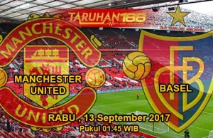 Prediksi Bola Manchester United vs Basel 13 September 2017
