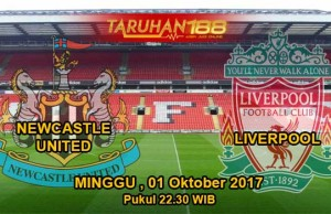 Prediksi Bola Newcastle United vs Liverpool 01 Oktober 2017