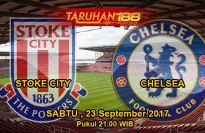 Prediksi Bola Stoke City vs Chelsea 24 September 2017