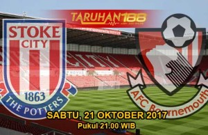 Prediksi Bola Stoke City vs Bournemouth 21 Oktober 2017